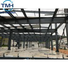 hochfeste Fabrik Stahlkonstruktion Lagerzeichnung