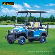 Excar Trojan Batterie 4 Sitzer Golf Auto Club Auto Golfwagen elektrische Golf Buggy