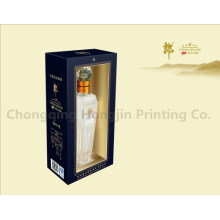 Customize Luxury High-Class Fancy Paper Packing Boxes for Wine