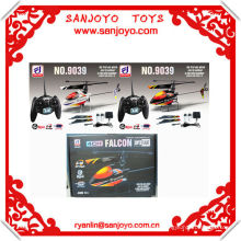 9039 2.4G rc helicopter 4ch with gyro single blade
