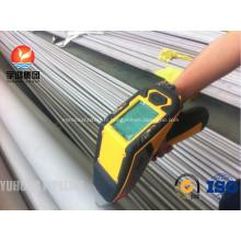 Tube sans couture d'acier inoxydable TP316L ASTM A269