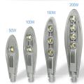 schwertförmige IP65 COB LED-Straßenleuchte mit hoher Helligkeit