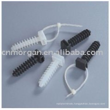 Factory outlets not easy to aging corrosion resistance cable tie holder