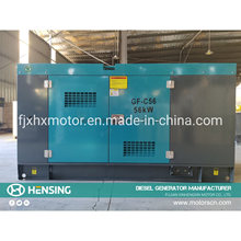 Industrial Automatic Electric Power Silent 315 kVA Genset 55kVA to 350kVA Diesel Generator with Cummins Engine ATS