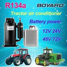 12v air conditioner for electric car with Lanhai RoHS BLDC Kompressor