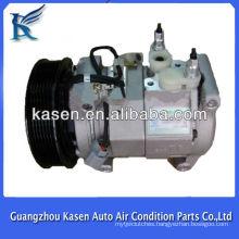 DENSO 10S17C cheap ac compressors for HONDA ACCORD 2.0/2.4 2004 OE# JK447220-4863