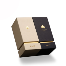 Luxury Cardboard Paper Perfume Bottles Sample Box
