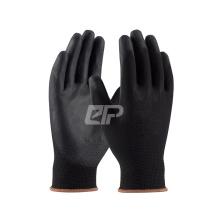 13 Gauge Polyester Liner Polyurethane/PU Coated Gloves