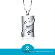 OEM Accepted 925 Silver Snake Necklace Chains (N-0216)