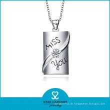 OEM akzeptiert 925 Silber Schlangenkette Ketten (N-0216)