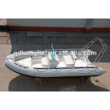 RIB Boot CE Geschwindigkeit Boot PVC-Fischerboot