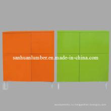 Высокий глянец кабинета / сантехника мебель (1407)