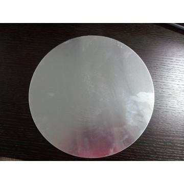 Polished Aluminium Circle Used for Punching
