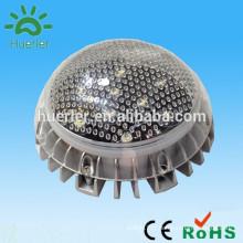 9W Diamètre 150mm 12v 24v ip65 led point source d'éclairage imperméable CE RoHS