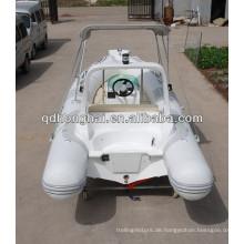 Qualitativ hochwertige starre Schlauchboote mit CE