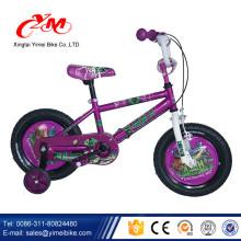 alta calidad en14765 bicicleta para niños / kuwait niños bicicleta / 12 pulgadas niña bicicleta de dibujos animados bicicleta para 3 5 años de edad