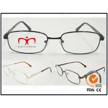 Cadre optique en métal à cadre de nouveaux lunettes de mode (WFM501005)