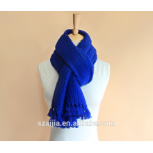 Ladies winter warm knitted scarf