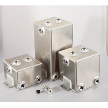 Aluminum Fuel tanks