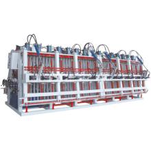 Holzpresse Komponist Öldruck Sektor Typ