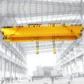 Grúa pesada del equipo de la viga eléctrica doble para la fábrica