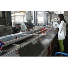 Sj-65/25 (YF-180) Planta de extrusão de perfil de PVC pequeno