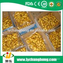 2014 new crop Linyi origin air dried ginger