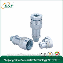 ESP high quanlity and low price KZE close type hydraulic quick coupling(steel)