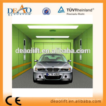 Steel Painted Car Elevator with Single Entrance