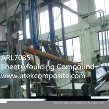 Ral7035 Hoja de moldeo compuesto SMC para el tanque de agua
