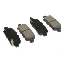 D905 44060-EG00K D1288 meilleures plaquettes de frein de voiture pour renault koleos