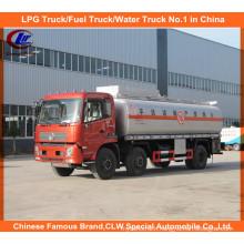 3axles Chemical Liquid Tank Truck 6X4 Chemical Liquid Transport Truck