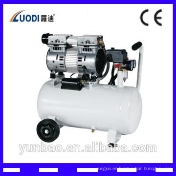 Máquina de reparación Compresor de aire portátil Compresor sin aceite Productos al por mayor al por mayor hechos en China
