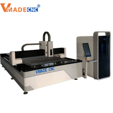 1000w Power Fiber Laser Cutting Machine For Metal