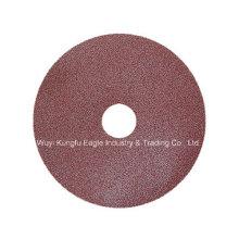Aluminium Oxide Fiber Disc 150mm Abrasive Fibre Disc