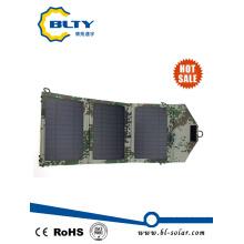 Cargador de panel solar 10W Foldabler