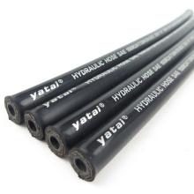 Smooth cover SAE R1 R2 1SN 2SN High Pressure flexible Hydraulic Hose MSHA CE gost