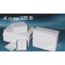Type de vis en plastique ABS Boîte à bornes Boîte de jonction