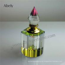 Botella de aceite de cristal con descuento en forma mágica de 6 ml