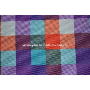 Interior da decoração da casa da tela do papel de parede de matérias têxteis do sofá da tela de estofamento