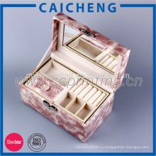 деревянная коробка ювелирных изделий оптовая
