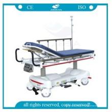 Civière hydraulique d'ambulance de système de pesage (AG-HS006)
