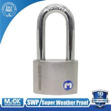 MOK@26/50WF Heavy duty super water proof disc stainless steel arc padlock