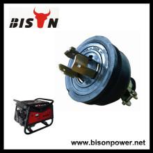 BISON (CHINA) enchufe y enchufe del generador
