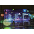 Buiding Decoration Mesh LED-scherm