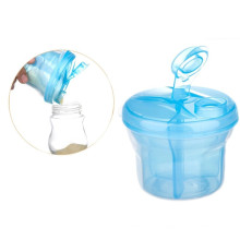 Easy To Go Box Baby Storage Container Best Travel Compartment Milk Powder Divider Sectioned Formula Dispenser