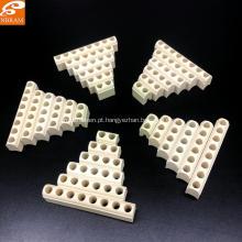 Peças de porcelana para cerâmica porosa aquecedor de banda