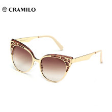 9593 Cramilo italy design vintage hollowed butterfly shaped sunglasses