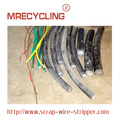 Mesin Stripping Wire Scrap Tembaga bekas