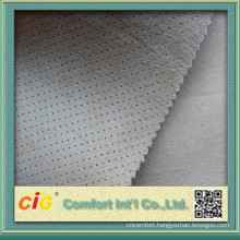 China High Quality Faux Elephant Skin Suede Fabric